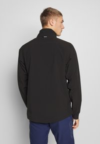 8848 Altitude - CAREZZA JACKET - Giacca softshell - black - 2