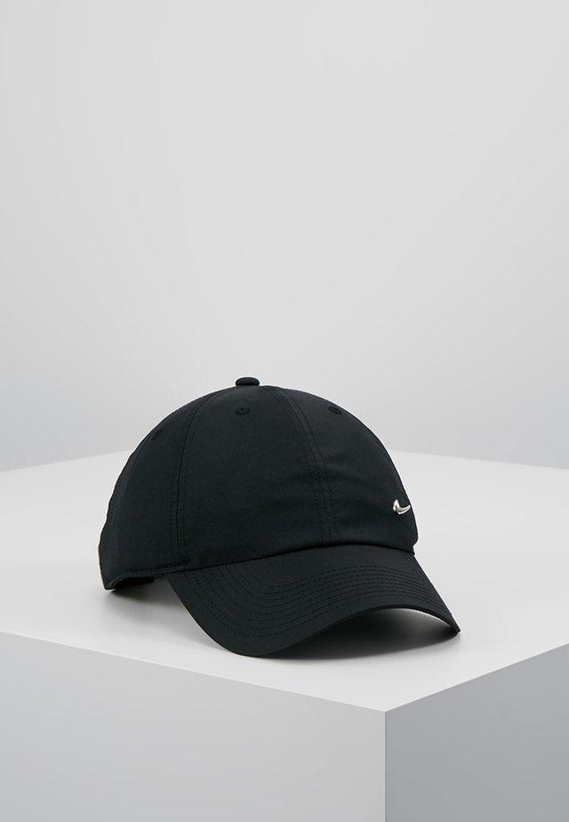 UNISEX - Caps - black/black