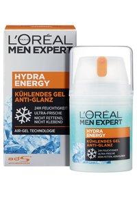 L'Oréal Men Expert - HYDRA ENERGY COOLING MOISTURIZING ANTI-GLARE 50ML - Face cream - - - 2