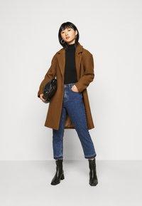 Object Petite - OBJHELLE COAT  - Classic coat - chipmunk - 1
