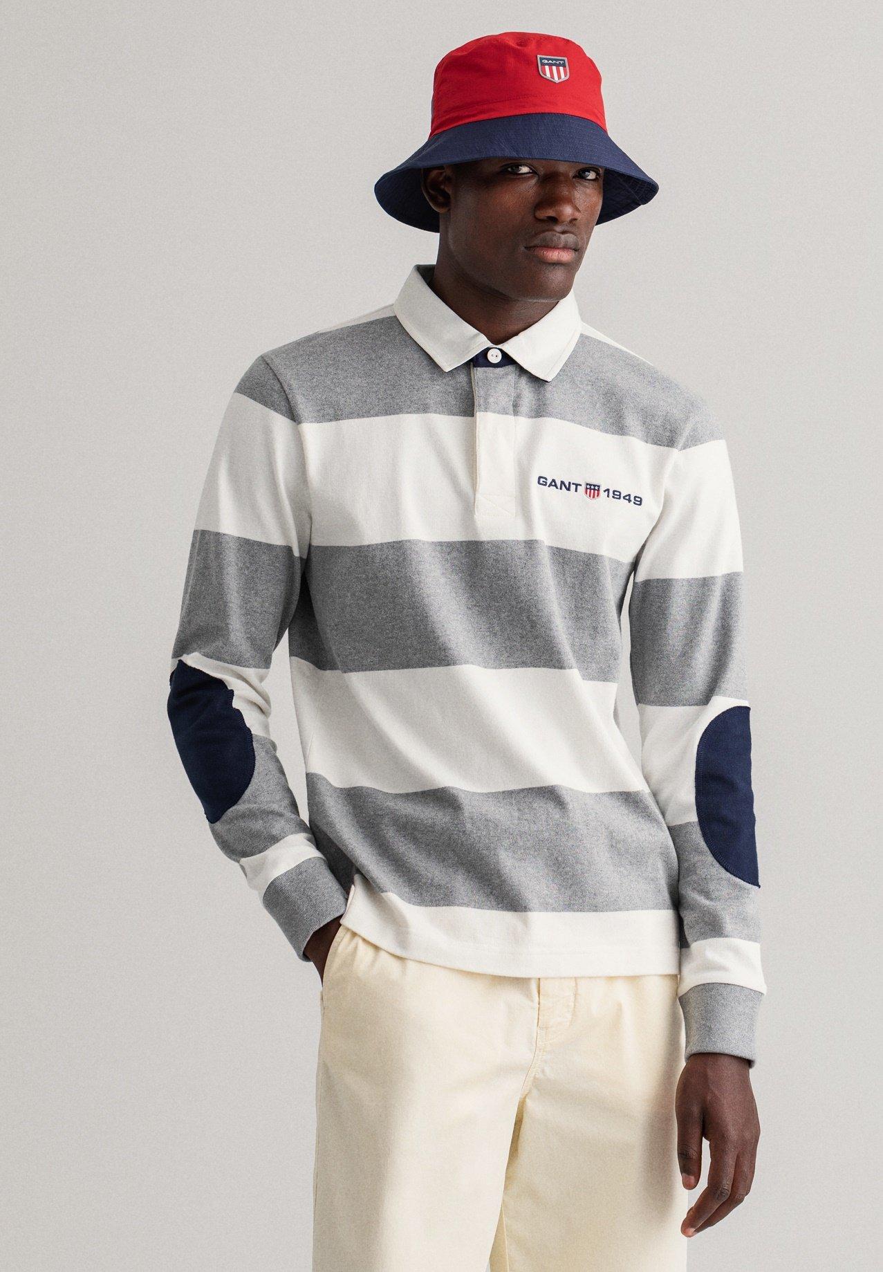 Herren RETRO SHIELD HEAVY RUGGER - Poloshirt