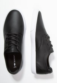 Lacoste - ESPARRE - Sneakersy niskie - black - 1