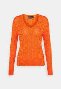 CLASSIC - Jersey de punto - fiesta orange