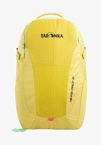 Tatonka - HIKING PACK 15 - Rucksack - yellow - 0