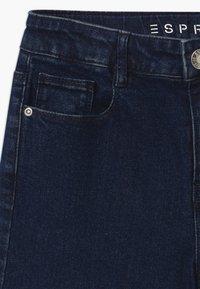 Esprit - Džíny Bootcut - blue denim - 3