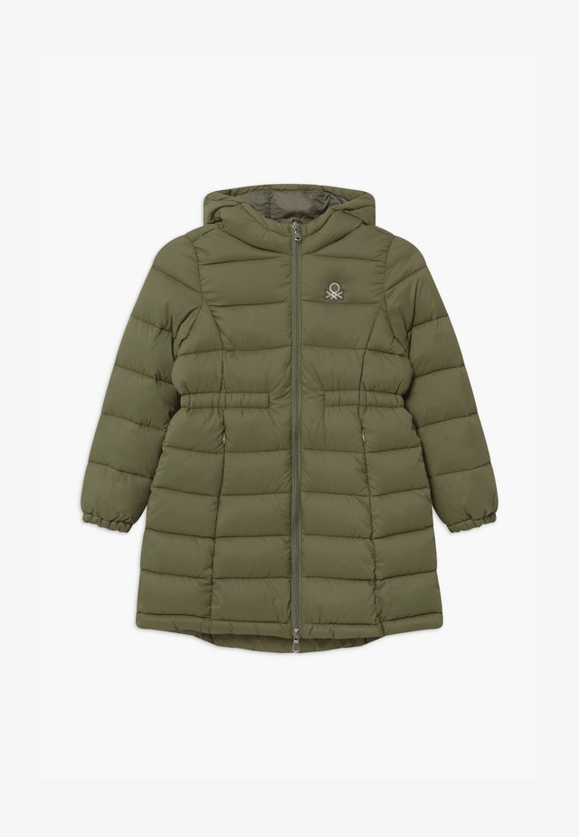 BASIC GIRL - Winter coat - khaki