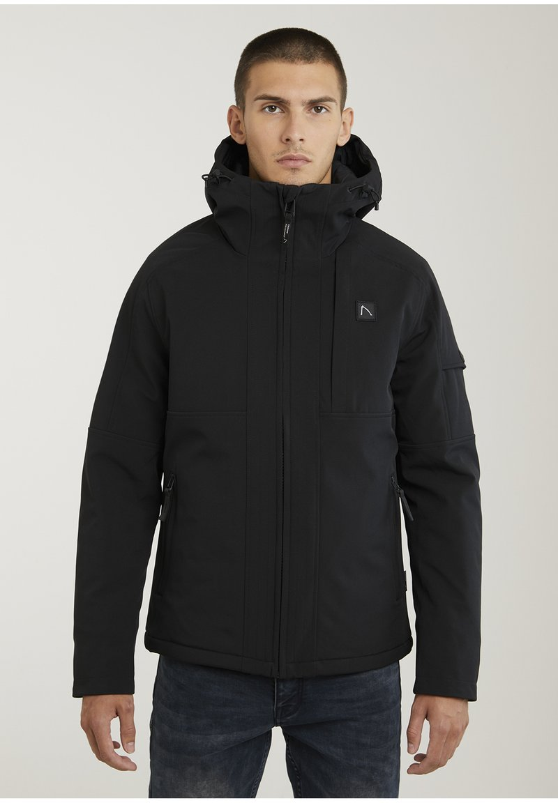 CHASIN' - Winter jacket - black