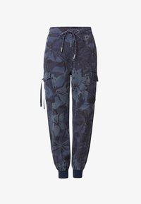 Desigual - MALALA - Pantalon de survêtement - blue - 4