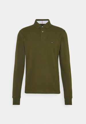 Polo shirt - olivewood