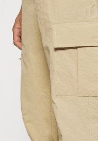 Redefined Rebel - PASCAL PANTS - Cargo trousers - traventine - 3