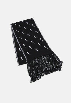 SCARF UNISEX - Huivi - black/white