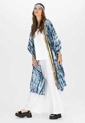 Summer jacket - blau weiss