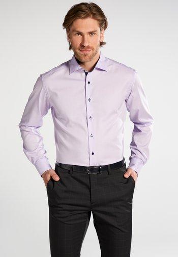 FITTED WAIST - Shirt - purple