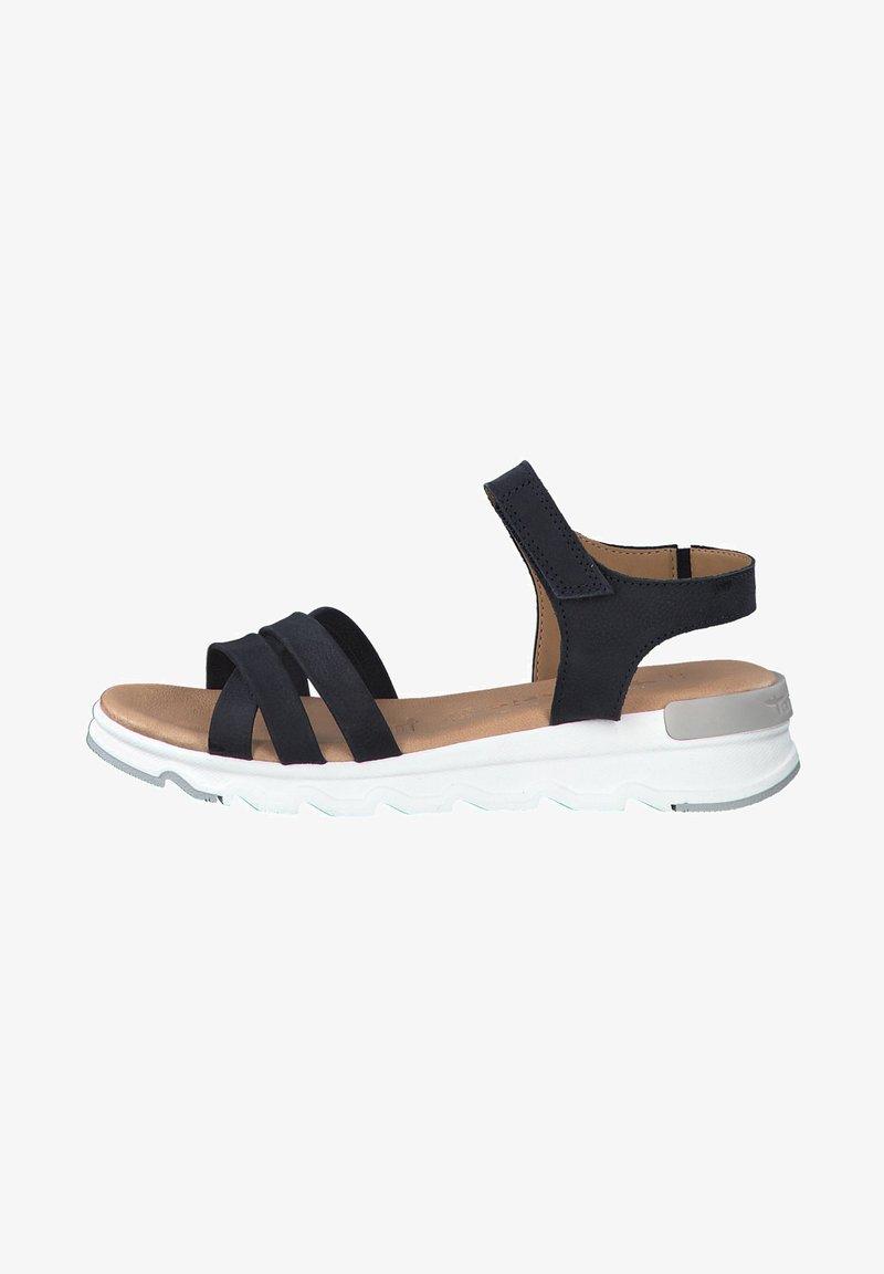 Tamaris - Platform sandals - navy
