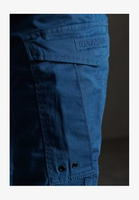 Superdry - Cargo trousers - bayside navy - 3