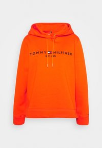 Tommy Hilfiger - HOODIE - Sweatshirt - princeton orange - 0