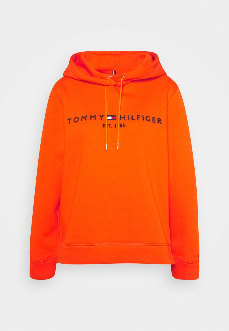 Tommy Hilfiger - HOODIE - Sweatshirt - princeton orange