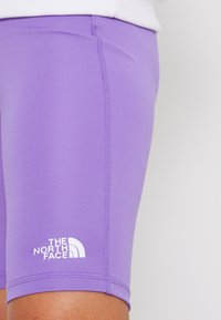 The North Face - FLEX SHORT  - Tights - pop purple - 8