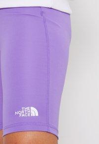 The North Face - FLEX SHORT  - Punčochy - pop purple - 8