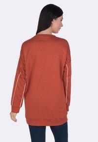 Felix Hardy - Sweatshirt - brick - 1