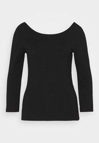 Anna Field - Long sleeved top - black - 5