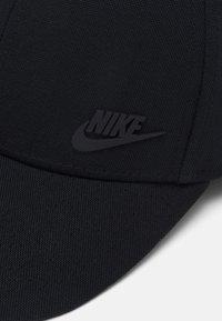 Nike Sportswear - FUTURA UNISEX - Czapka z daszkiem - black - 3