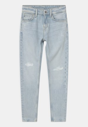 NICKELS - Jeansy Slim Fit - denim