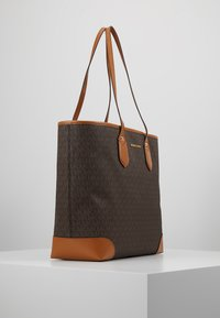 MICHAEL Michael Kors - EVA TOTE - Bolso shopping - brown