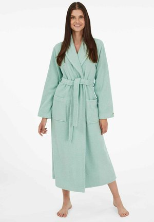 Dressing gown - menta