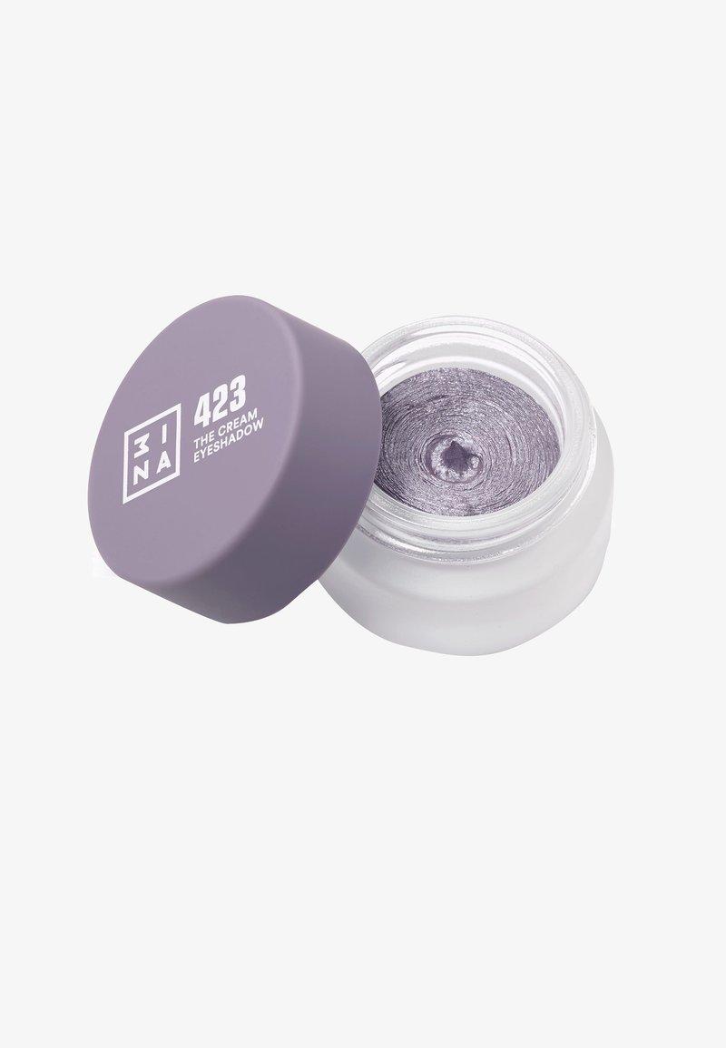 3ina - THE CREAM EYESHADOW - Oogschaduw - 423 lilac