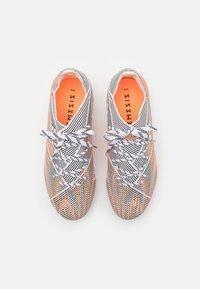 adidas Performance - NEMEZIZ .1 FG UNISEX - Moulded stud football boots - footwear white/screaming orange/core black - 3