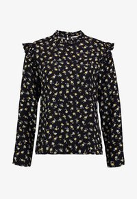 Aaiko - FRANCE FLOWER - Blouse - black - 4