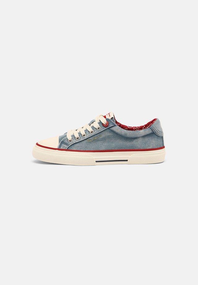 KENTON - Sneakers basse - denim