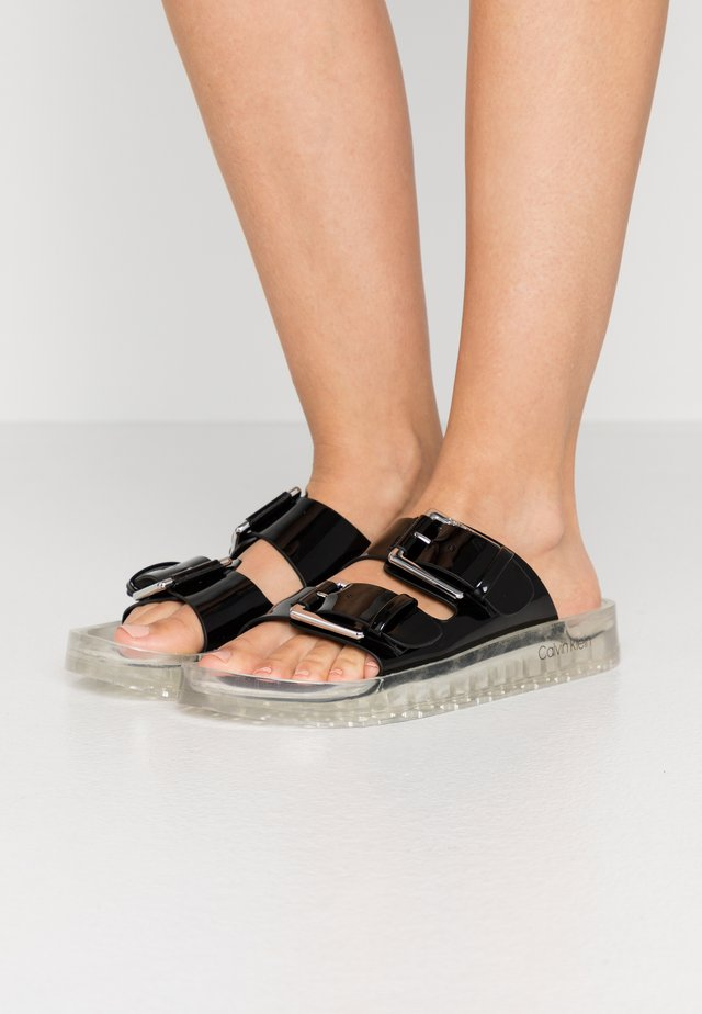 LAGUNA - Sandaler - black