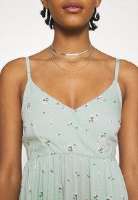 Hollister Co. - BARE FEMME SHORT DRESS - Day dress - mint - 4