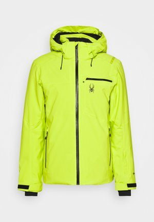 TRIPOINT GTX - Ski jacket - sharp lime