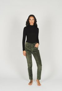 Angels - Jeans Skinny Fit - khaki - 0