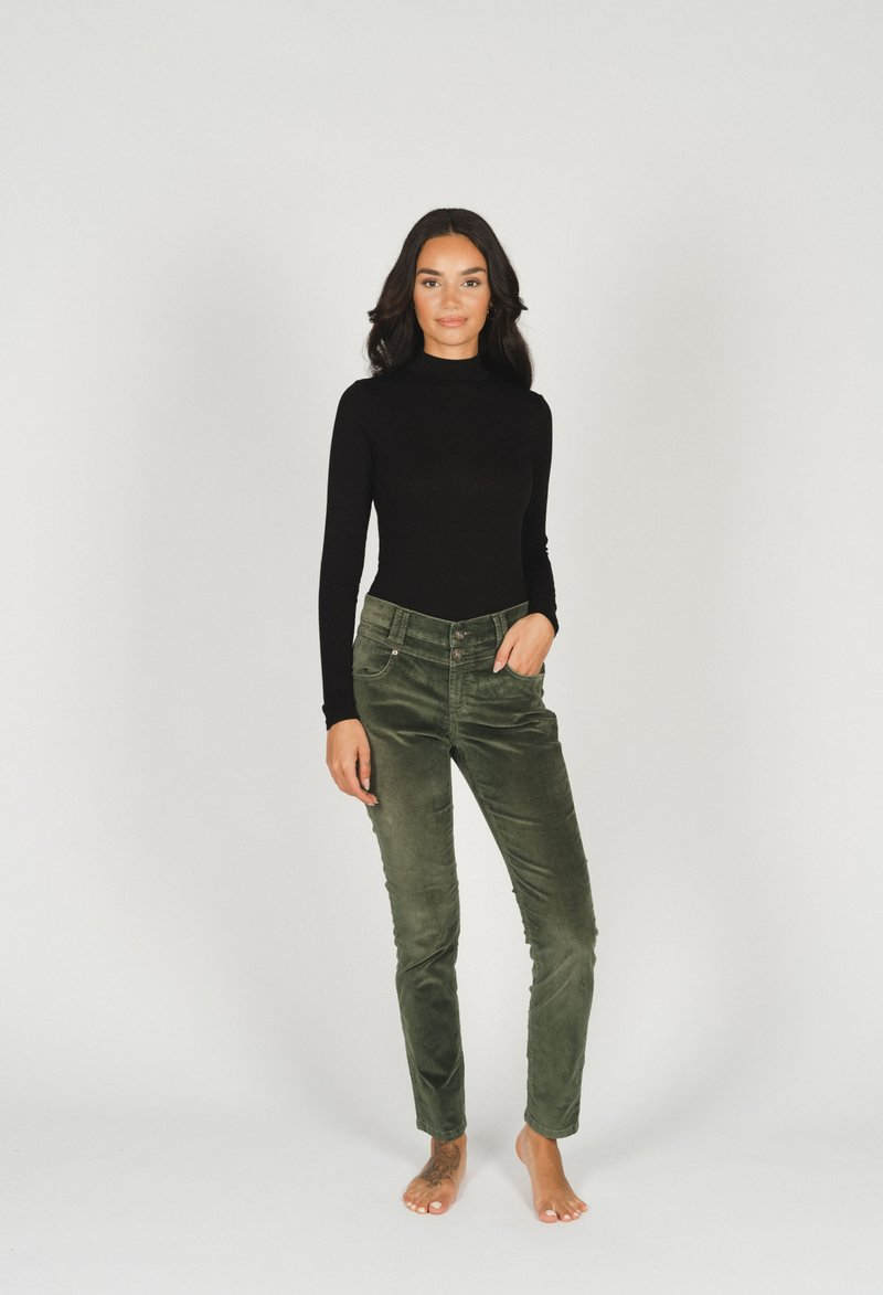 Angels - Jeans Skinny Fit - khaki