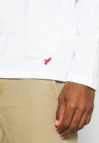 Pier One - Långärmad tröja - white - 5