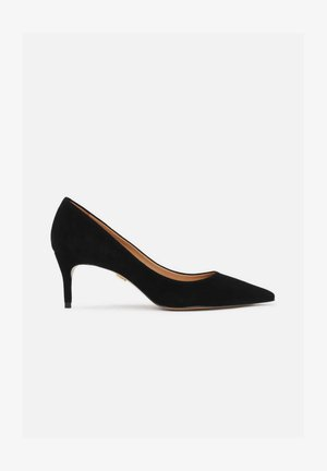 STONE - Classic heels - black
