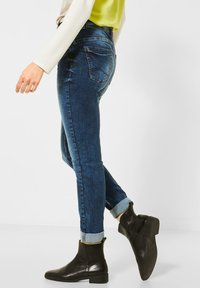 Cecil - AUTHENTIC DENIM - Slim fit jeans - blau - 2