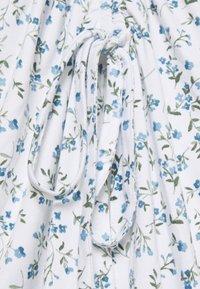 Hollister Co. - MIDI DRESS - Shift dress - white - 6