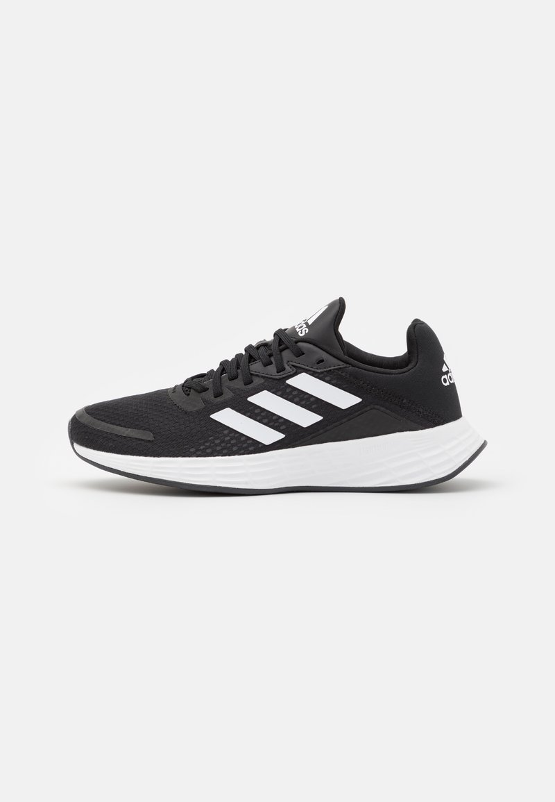 adidas Performance - DURAMO - Juoksukenkä/neutraalit - core black/footwear white/carbon