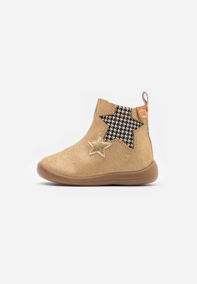 Baby shoes - oro