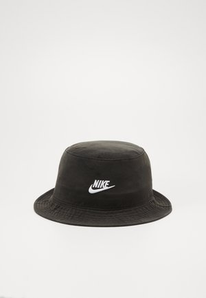 BUCKET WASHED - Hatte - black