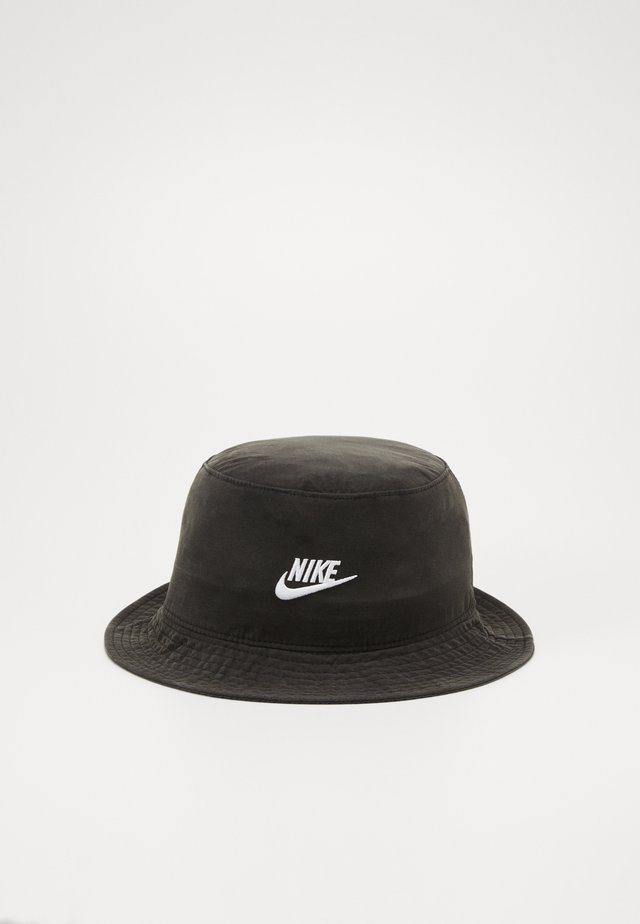 BUCKET WASHED - Hat - black