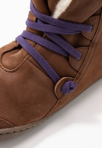 Camper - PEU CAMI - Lace-up ankle boots - brown - 2