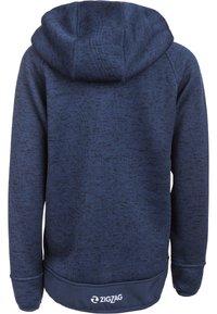 ZIGZAG - Zip-up hoodie - 2048 navy blazer - 9