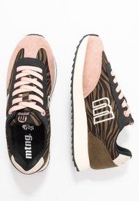 mtng - NORA  - Sneakers - soft rosa/kaky/yoda natural - 3
