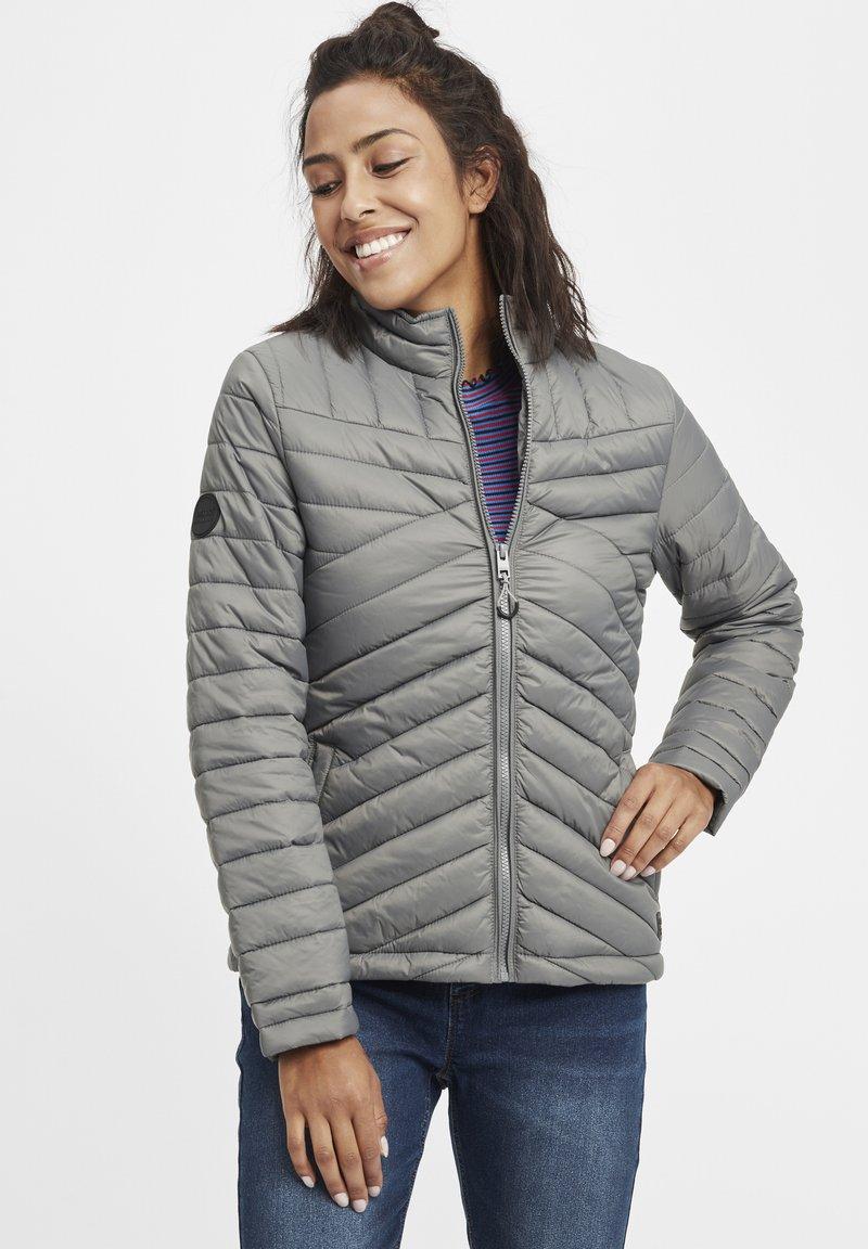 Oxmo - Light jacket - castlerock